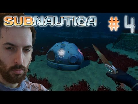 SUBNAUTICA #4 DEEP SEA RESEARCH AND EXCAVATION