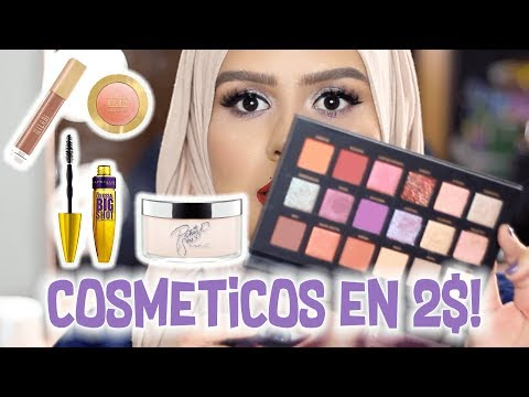 MEGA HAUL! COSMETICOS AL POR MAYOR 2$ QUE!!!!!!