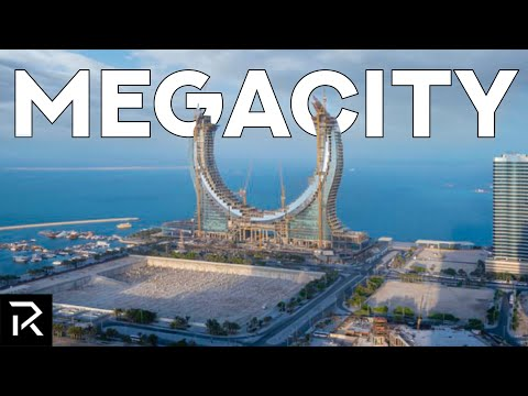 Download Qatar Is Building A $45 Billion Dollar Megacity