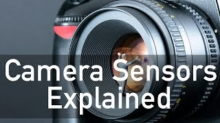 Camera Sensors & Mega Pixels - GeekyRanjit Explains