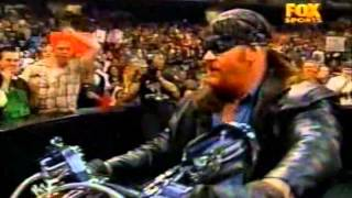 WWF RAW 5/22/2000 Undertaker Ameican Badass Full Return Debut Segment