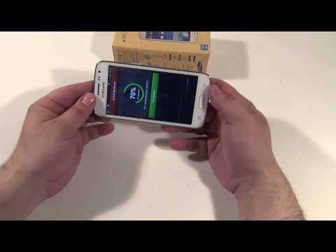 Samsung Galaxy Core LTE Обзор ◄ Quke.ru ►