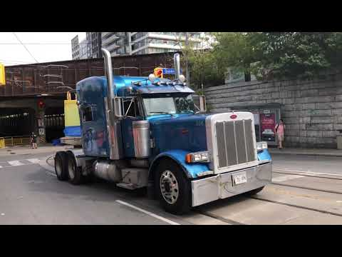 Labor Day Parade 2019 Toronto Ontario Canada