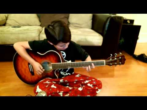 Pirates of the Caribbean - Fingerstyle Guitar Wolfgang Vrecun / Sungha Jung + tabs