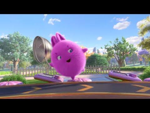Солнечные зайчики - Торт игра | Мультфильмы для детей | WildBrain