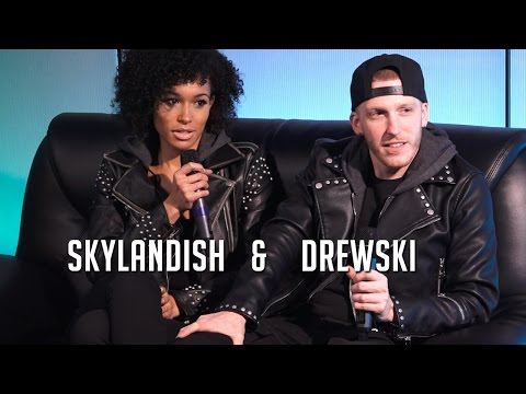 Drewski and Sky talk LHHNY, Bianca + Play a Game