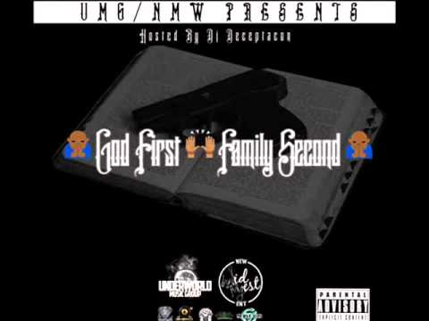 GOD FIRST FAMILY SECOND MIXTAPE