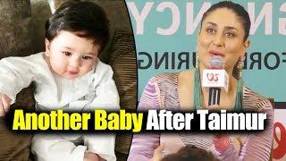 Kareena Kapoor PLANNING Another Baby After Taimur Ali Khan - Confirmed