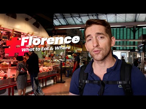 What to Eat in Florence & Where