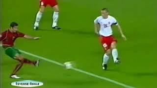 Poturgal vs Poland Group D World cup 2002