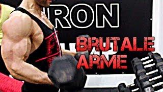 Training für brutale Arme!