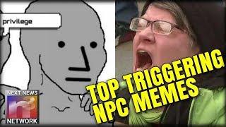 Top 10 NPC Memes Triggering Liberals