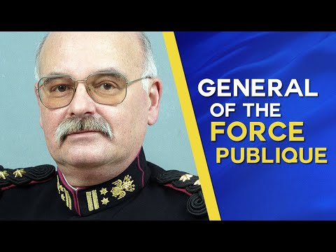 Testimony of General 'Claude Paelinck' of the Force Publique in Belgian Congo (English)