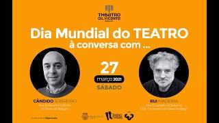 Dia Mundial do Teatro 2021