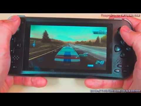 ГаджеТы: обзор JXD S5800 3G Game Phone - портативной игровой приставки/эмулятора/смартфона