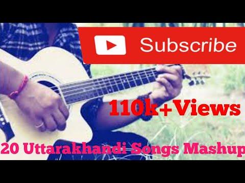 20 Uttarakhandi SongsOn One Chord One Beat Medley 1.0|Kailash Bhatt|SSquare Production|