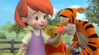 My Friends Tigger and Pooh The Hundred Acre Wood Haunt (2008) Part 1 / 12