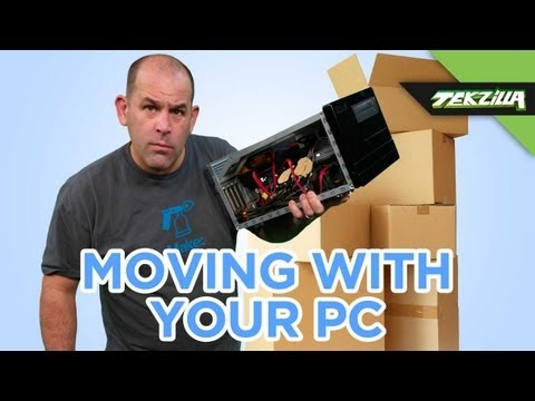 Tips For Moving With Your PC