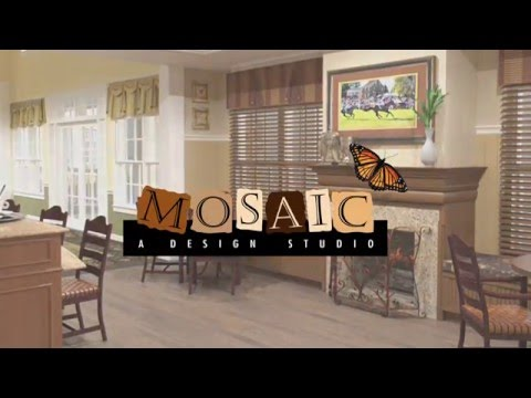 Mosaic Design Studio Demo Reel 2014