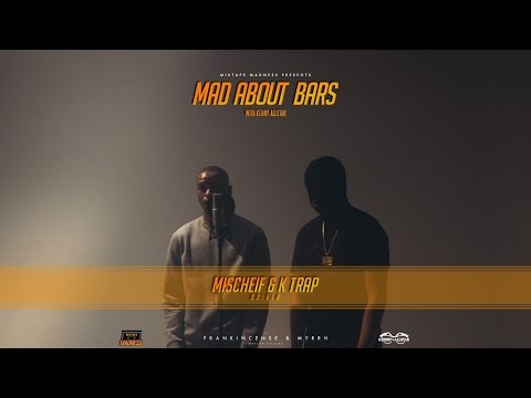 Mischief & K-Trap - Mad About Bars w/ Kenny [S2.E16] | @MixtapeMadness (4K)