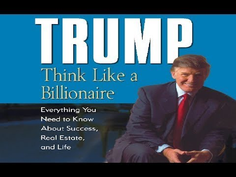 Trump:Think Like a Billionaire Full  Audiobook by Donald Trump