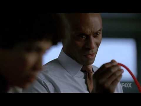 Fringe 3x19 Agent Broyles on LSD Cut 13  You touched the tray with the sugar cubes?