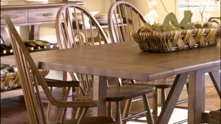 Farmhouse Trestle Dining Room Collection From Liberty Furniture