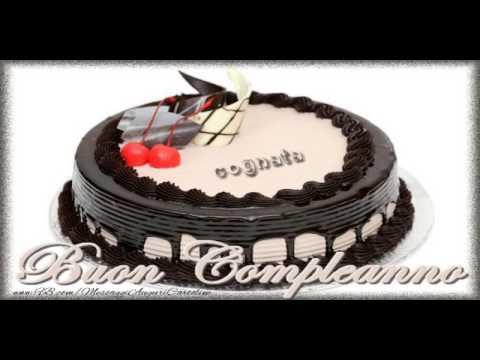 Buon Compleanno Cognata Youtube