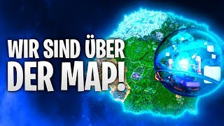 WIR SIND ÜBER DER MAP! ☄️ | Fortnite: Battle Royale