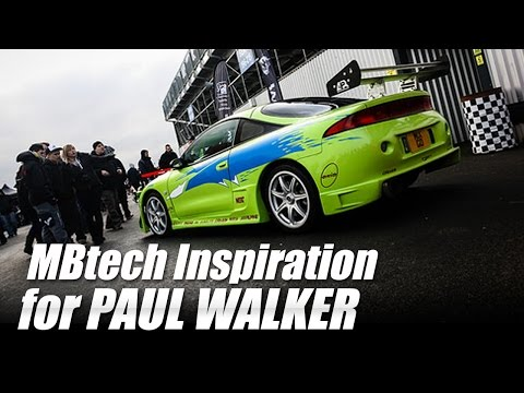 MBtech Inspiration For Paul Walker