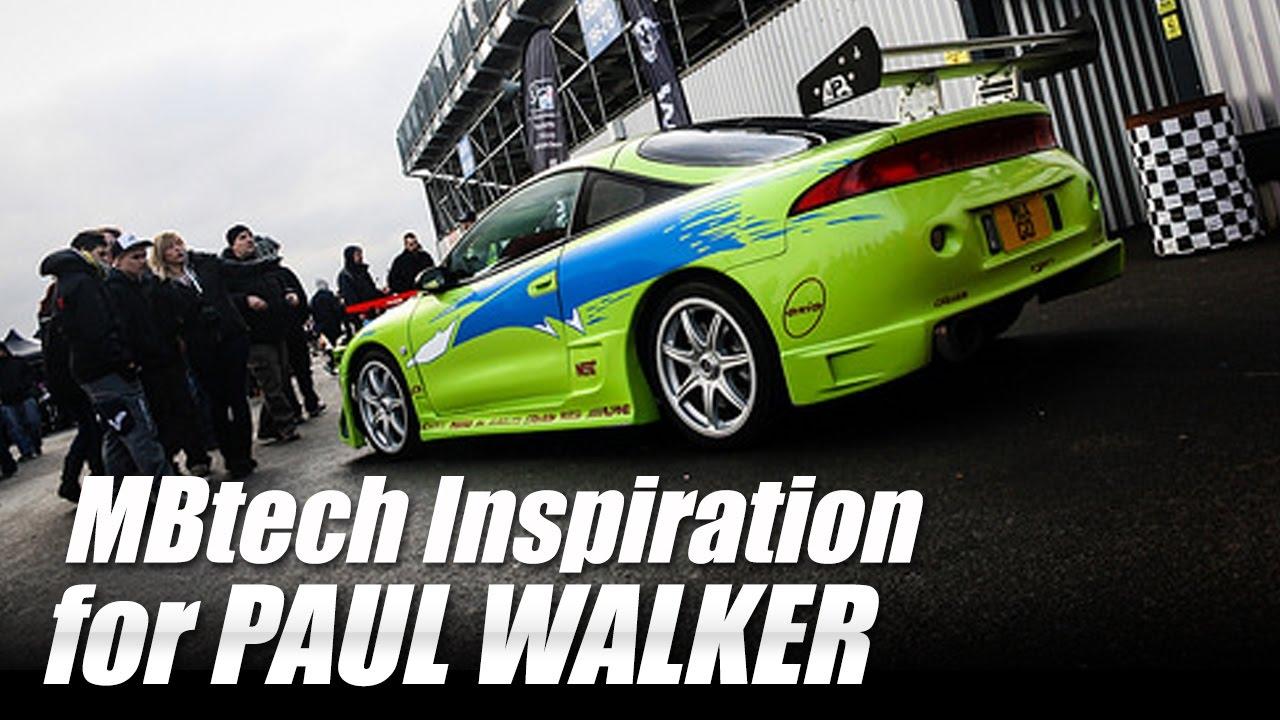 MBtech Inspiration For Paul Walker YouTube