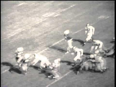 1949 Arkansas vs. Vanderbilt