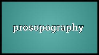 medieval prosopography history and collective biography definition