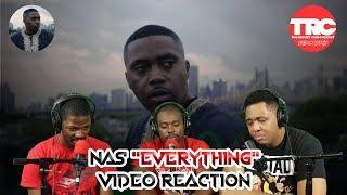 "Nas ""Everything"" Music Video Reaction"