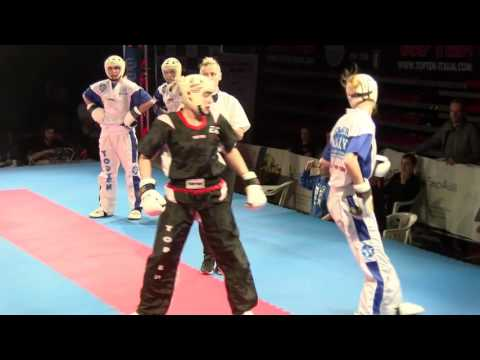 Europe Sport Karate v Kiraly Team Pointfighting Cup 2016