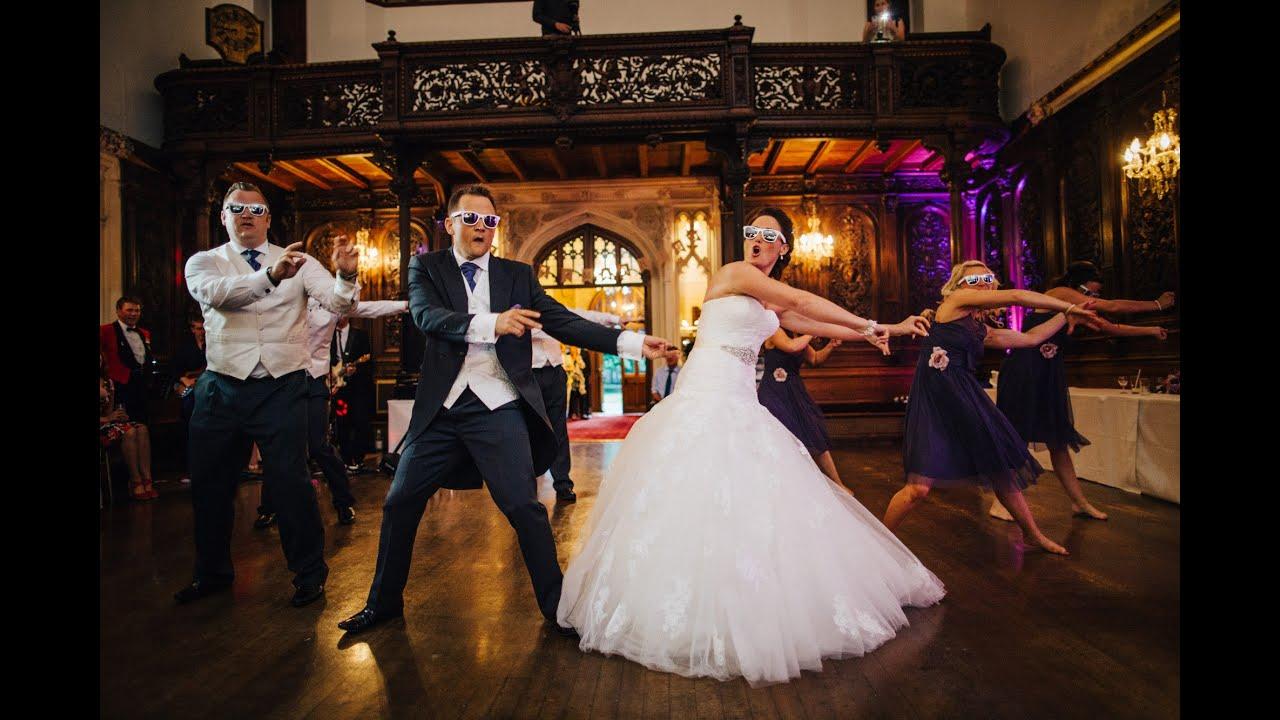 Youtube Wedding Photography Tips: Dorset Wedding Photographer Andrew Christopher Enjoys His