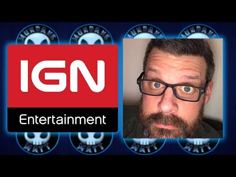 "IGN fires Editor-In-Chief over ""alleged misconduct"""