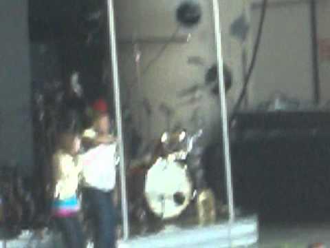 Alyson Stoner - Make History - August 8, 2010 Noblesville, IN