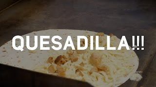 Quesadilla Tuesday at California Burrito