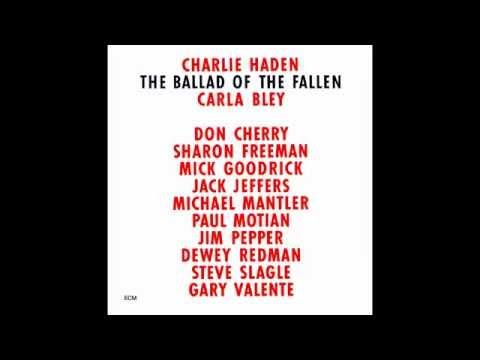 Charlie Haden - Silence