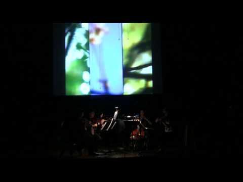 Pavel Karmanov - Michael music - ODEONQUARTET with Natalia Ageyeva in Seattle 2009