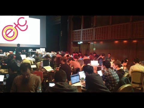 CamVlog 31 - Coding, Food & Career Fairs at Cambridge