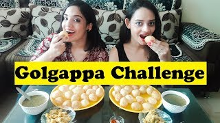 Golgappa Challenge | Spicy Golgappa Challenge | Hindi | 1000 Subscribers on YouTube | Life Shots