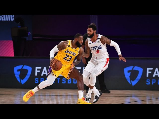 Lakers & Jazz win 2020 NBA bubble debuts over Clippers & Pelicans