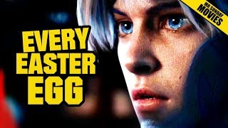 READY PLAYER ONE - All Easter Eggs, References & Cameos