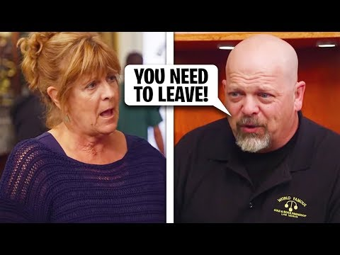 The Worst Pawn Stars Customers...