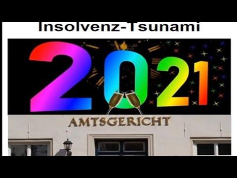 Die Insolvenz-Katastrophe 2021