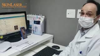 Como funciona o atendimento por telemedicina na Skinlaser?