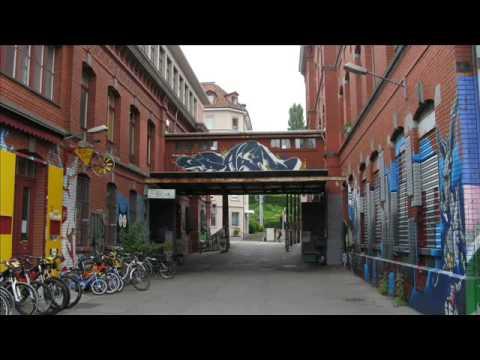 Graffiti @ Rote Fabrik (Zurich, Switzerland)