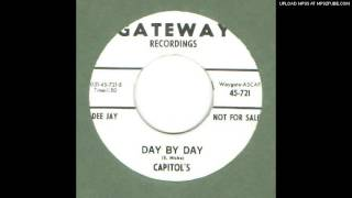 Capitols, The - Day by Day - 1963